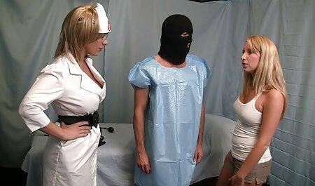 Excelente vídeo de filme adulto aventura sexual de uma jovem morena em lingerie, kinky