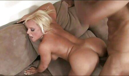 Jovem casal tem uma lazy video erotico adulto porra às casa ligar câmera