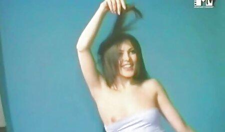 Estrela filme caseiro adulto pornô, italiano quente Maria Bellucci em dois homens