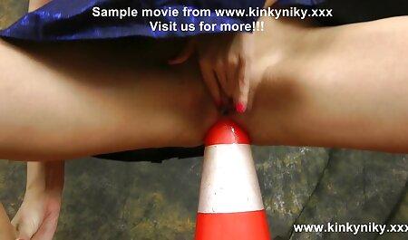Invadido L. Uma menina Japonesa cums de um vibrador e pronto para atender vídeos para adultos grátis um pau